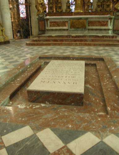 14022016 Caen Abbaye aux Hommes (4).JPG