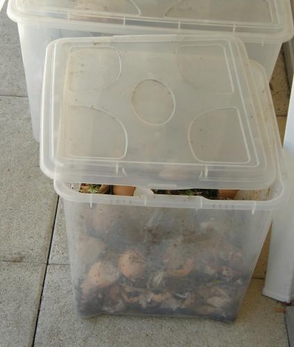 bac à compost,réduction des déchets