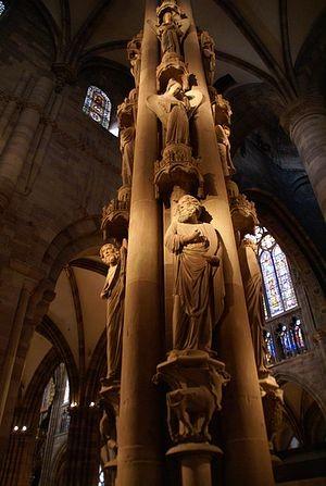 pilier des anges Stasbourg.JPG
