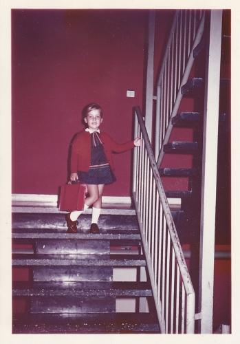 Béatrice 1ere rentrée octobre 1969.JPG